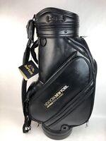 Burton Staff Golf Cart Bag - Black New York New York Casino Las Vegas FSTSHP