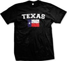 Texas State Flag Lone Star Pride Tejas Texan Tejano Austin Mens T-shirt