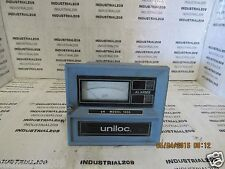 ROSEMOUNT UNILOC 1003 W/O-14PH SCALE ANALYZER USED