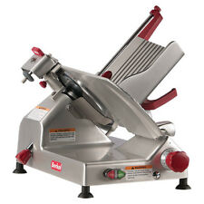 "Berkel Manual Gravity Feed Slicer - 12"" Blade - Meat Slicers - 827A"