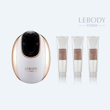 LEBODY Mid-Frequency Body Massager Device + Fit Massage Cream 150ml 3pcs Set