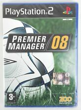 PREMIER MENAGER 08 - PS2 - PLAYSTATION - NUOVO SIGILLATO - ITAL - NEW