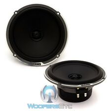 "HERTZ MPX165.3 MILLE 6.5"" PRO 100W RMS 2-WAY MOTORCYCLE CAR COAXIAL SPEAKERS NEW"