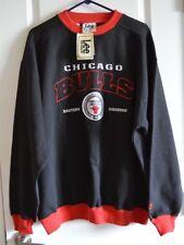 Vintage 90s Lee Sport Chicago Bulls Crewneck Sweatshirt XL NWT Michael Jordan