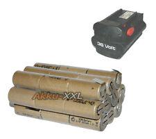 Batterie pour Hilti bp6-86 36v 3,0ah NiMH NEUF à réaliser soi-même