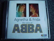 ABBA-Agnetha + Frida-The Voice of ABBA-CD