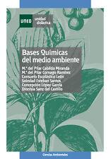 UNED Bases Químicas del Medio Ambiente, V. A., eBook, 2012