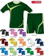16 Soccer Futbol Team Shirts Jerseys Uniforms CEN1278 YESME Wholesale $20/kit