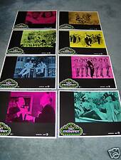 THAT'S ENTERTAINMENT(1974)JUDY GARLAND L.C. SET OF 8 NM