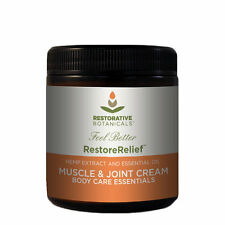 RestoreRelief | Cooling Skin Cream For Muscle and Joint Discomfort 50ml