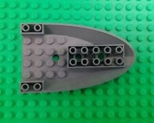 *NEW* Lego Grey 6x10 Plane Base Cockpit Front Chassis Spaceship Boat x 1 piece