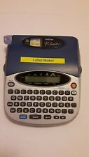 Brother P Touch Pt 1750 Thermal Label Printer Maker Tested Amp Works Good