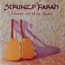 Strunz & Farah - Heat of the Sun (CD 1994 Selva Inc.) AcousticGuitar MINT 10/10