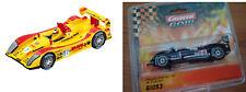 CARRERA GO 61053 PEUGEOT 908 + 61036 PORSCHE RS SPYDer PISTA AUTO 1/43 slot car