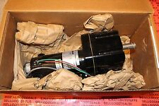 Bison 011-656-0138 DC Gearmotor, 1/6 HP, 90/130 VDC, Ratio: 138.1:1 New