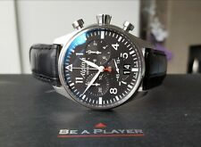 Alpina Startimer Pilot Chronograph Swiss Watch