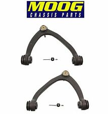 NEW GMC Yukon Chevy Tahoe Set Of 2 Front Upper Control Arm & Ball Joints Moog
