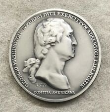 America's First Medals, Washington Before Boston