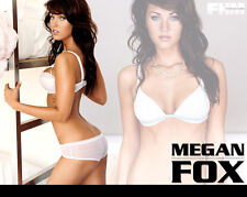 MEGAN FOX 8X10 PHOTO PICTURE PIC HOT SEXY YOUNG IN BRA AND PANTIES 88