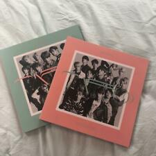 THE BOYZ TATTOO CD disc 1st limited edition type AB set idol song