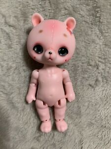 Pippos Hoody Animi Pink Woong BJD
