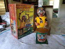 Nutty mad Indian battery operated tin