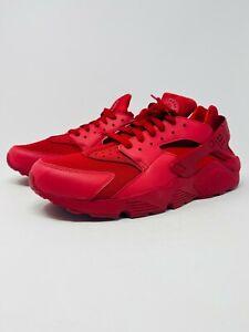 huarache zapatillas rojo