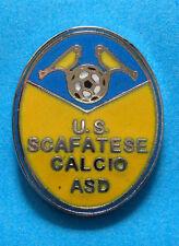 DISTINTIVO SPILLA PIN CALCIO - U.S. SCAFATESE CALCIO A.S.D. - cod. 710