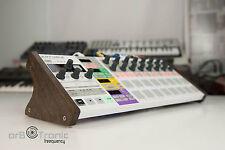 Handgefertigte Holz Ständer /-Seitenteile für Arturia Beatstep Pro Stand High