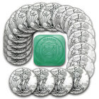SPECIAL PRICE! *PRE-SALE* 2017 1 oz Silver American Eagle Coins BU (Lot of 20)
