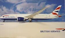 Hogan Wings 1:200 boeing 787-9 british airways G-zbka 10451 Herpa Wings catálogo