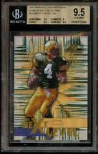 Brett Favre Challenge Collection TNL BGS 9.5 Pinnacle Inscriptions 1997 Packers