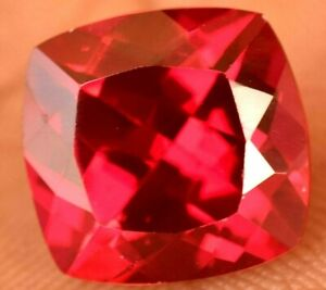 Natural Red Painite 10.90 CT AGSL Certified Rare Found 12 MM STUNNING Gemstone