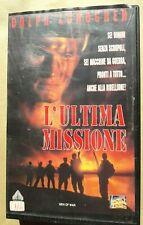 L' Ultima Missione (1994) VHS FoxVideo   Dolph Lundgren  Charlotte Lewis