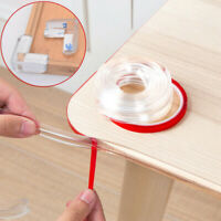 Baby Safety Desk Table Edge Corner Protector Cushion Guard Strip Soft Bumper 1M