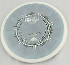New Plasma Fireball 161g Driver Axiom Discs Silverish Golf Disc at Celestial