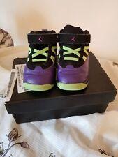 Jordan Prime Flights Toddler Size 8,  purple