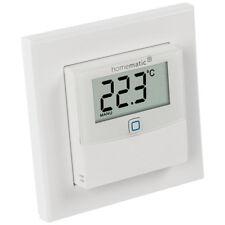 ELV Homematic IP ARR-Bausatz Temperatur/Luftfeuchtesensor mit Display HmIP-STHD,