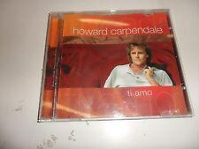 Cd  Ti Amo von Howard Carpendale