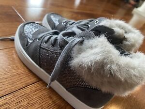 Clarks Girls Sneakers Size 12 New In Box