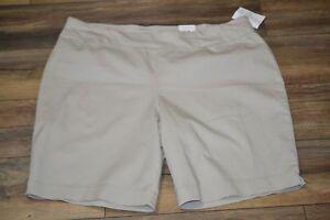 Croft & Barrow Bermuda Shorts Stonewall Pull-On Shorts The Polished Bermuda
