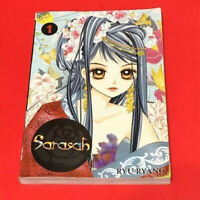 Sarasah Vol. 1 manga by Ryu Ryang 1st pressing 2009