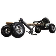 ScooterX SkaterX Gas powered Mountain Board motor skateboard 49cc motorized