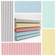 ARROW STRIPE - MODERN GEOMETRIC ARROW PRINT cotton fabric DRESSMAKING QUILTING