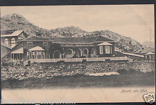 India Postcard - Mount, Abu Club   A6733