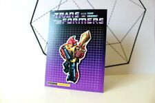 Headstrong G1 Decepticon Predacons Predaking Transformers 80's Fridge Magnet Art