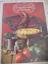 Vintage Woman's Day Encyclopedia of Cookery Volume 1 A-B 1966