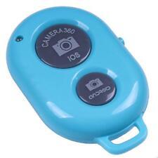 Telecomando Bluetooth per Selfie con iOS / Android - COLORE CELESTE