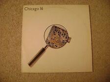 """Chicago - """"16""""  33rpm Vinyl  Lp 1982 Warner Bros./Full Moon Rec./ VG+"""