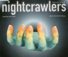 NIGHTCRAWLERS DON'T LET THE FEELING GO UK 6 TRACK CD SINGLE FREE P&P
